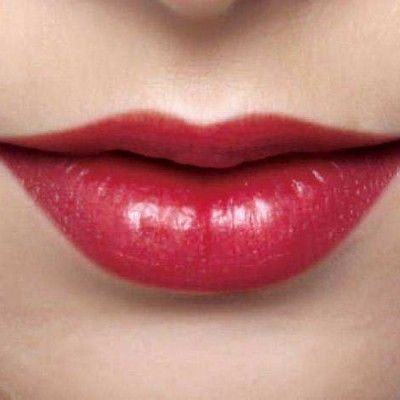美容漂唇效果图