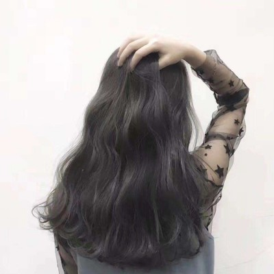 形象设计烫发美发07