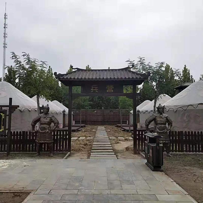 香河杨家寨主题军事兵营乐园