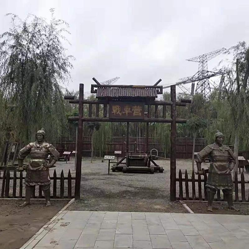 香河杨家寨儿童军营创意游乐园