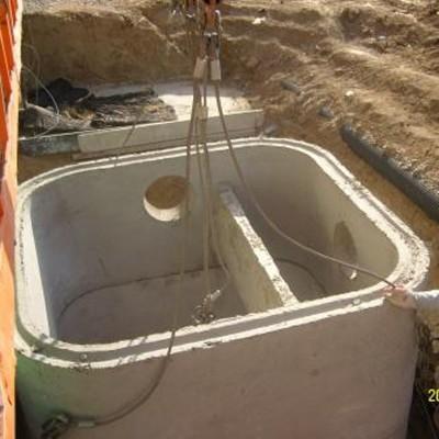 隔油池8立方实物图