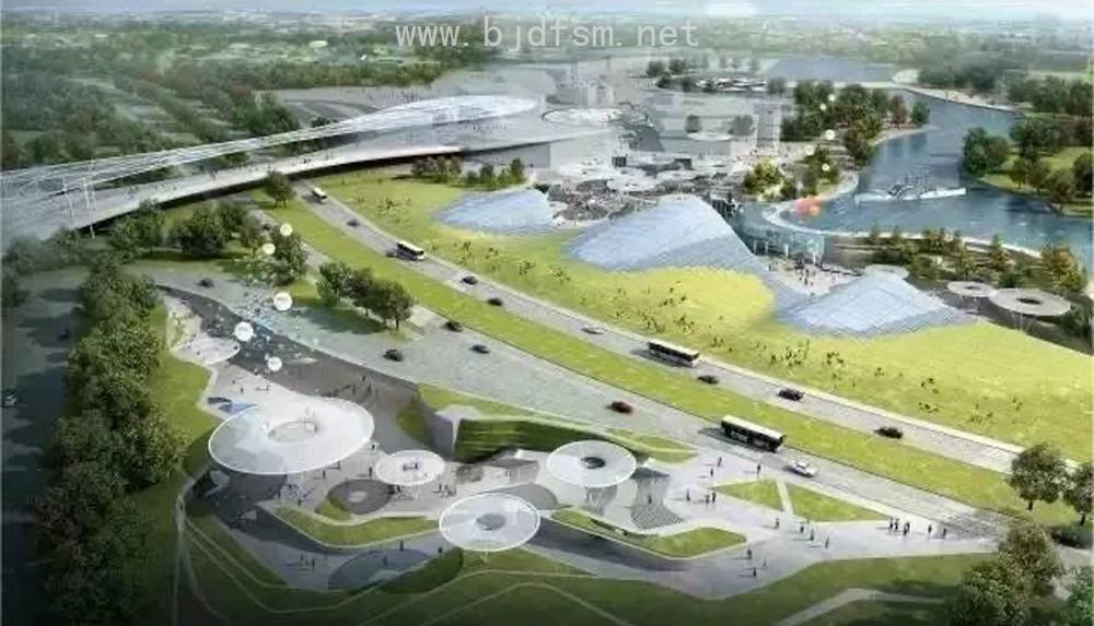 10-北京通州环球影城主题公园及度假区项目化粪池和蓄水池工程