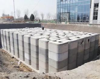 北京大兴机场蓄水池工程