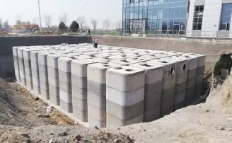 北京大兴机场蓄水池工程 (1)